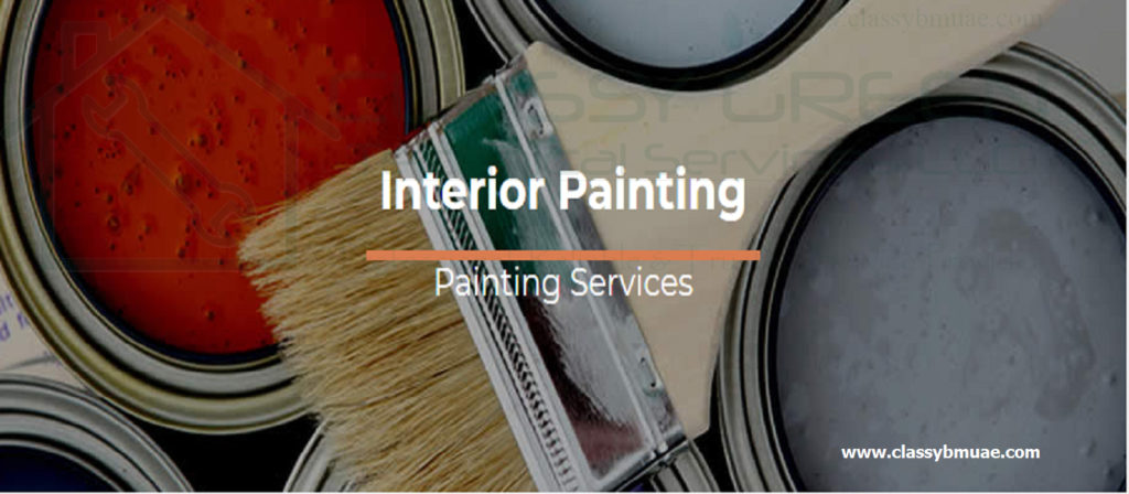 Apartment Painting Services in Dubai UAE Painters