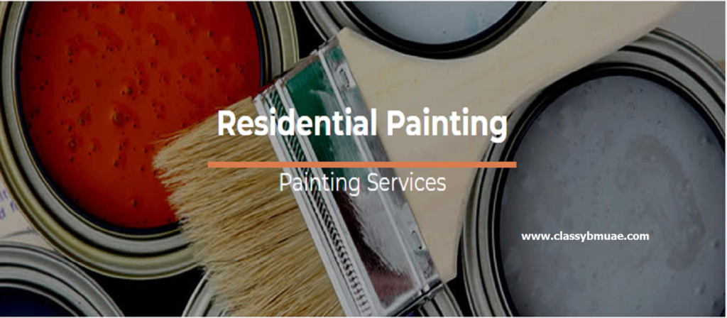 Residential Painting Services in Dubai UAE