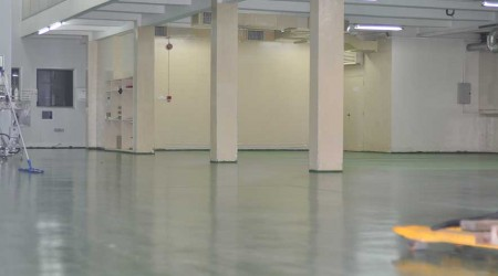 Epoxy floor painting services in dubai uae
