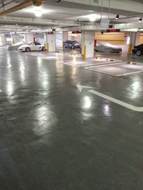 Epoxy floor coating services in dubai uae