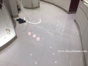 marble floor restoration services dubai