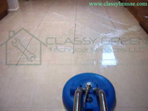 tile floor deep cleaning dubai