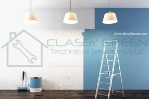 Professional Painting Services Dubai UAE