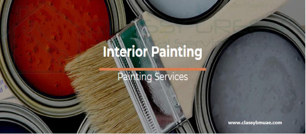 Apartment Painting Services in Dubai UAE Painters