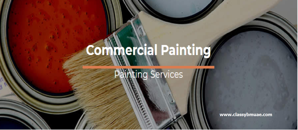 Commercial Office Painting Services in Dubai UAE