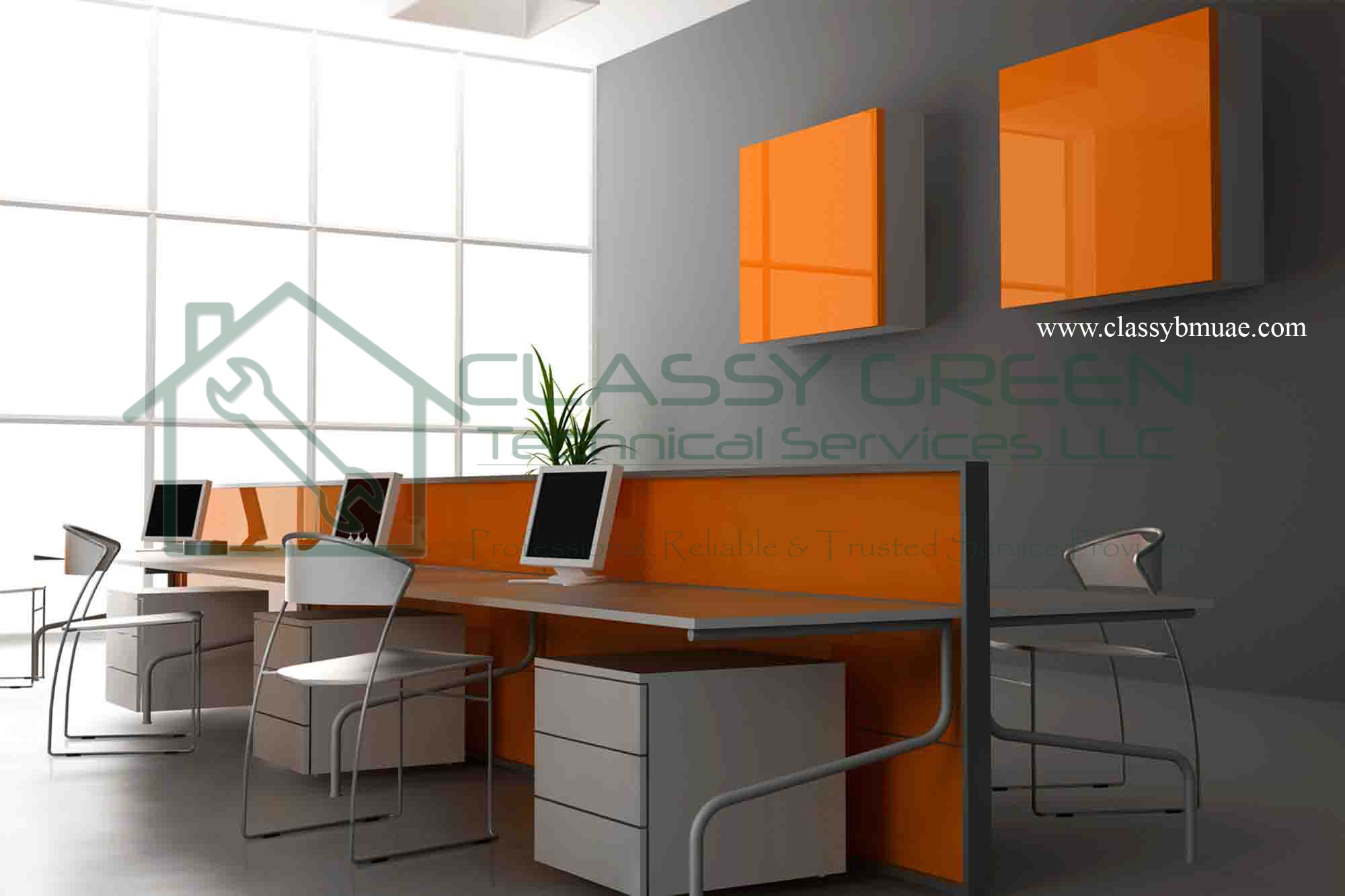 commercial painting services in dubai