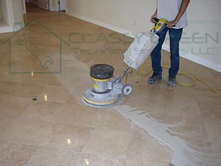 floor polishing dubai